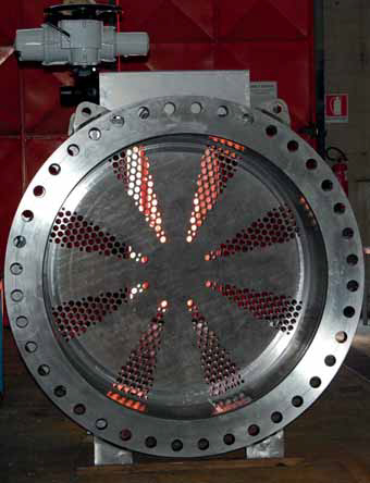 Nencini Multijet rotative valve - Saudi Arabia
