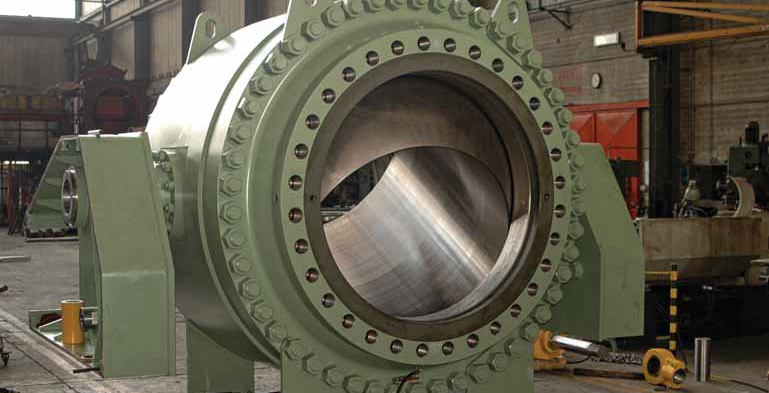 Nencini Ball valve - Algeria